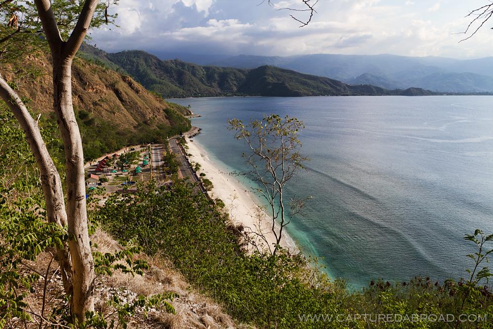 East Timor Fatucama Peninsula Dili