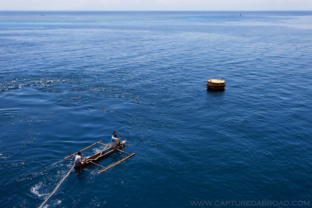 Big Blue Ocean Atauro Island