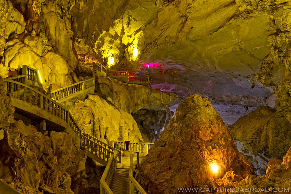Tham Nang Aen Cave Laos