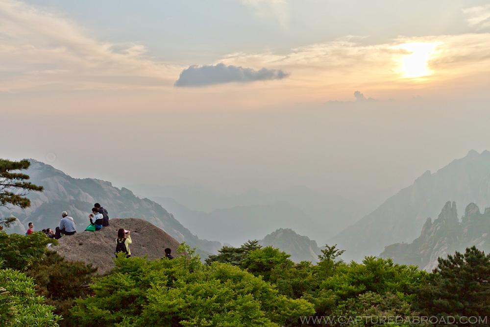 """Huangshan """"Yellow Mountain"""""""